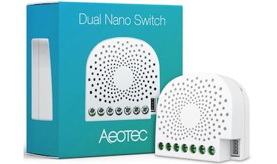 Z - Wave Smart Home Zubehör »2 - fach Nano Schalter« kaufen