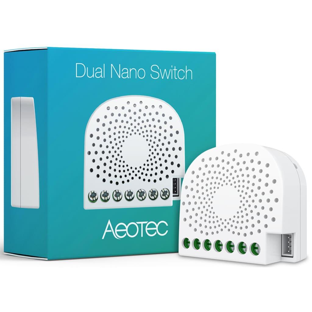 Z-Wave Smart Home Zubehör »2-fach Nano Schalter«