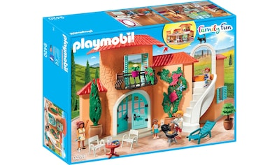 "Playmobil® Konstruktions - Spielset ""Sonnige Ferienvilla (9420), Family Fun"", Kunststoff kaufen"