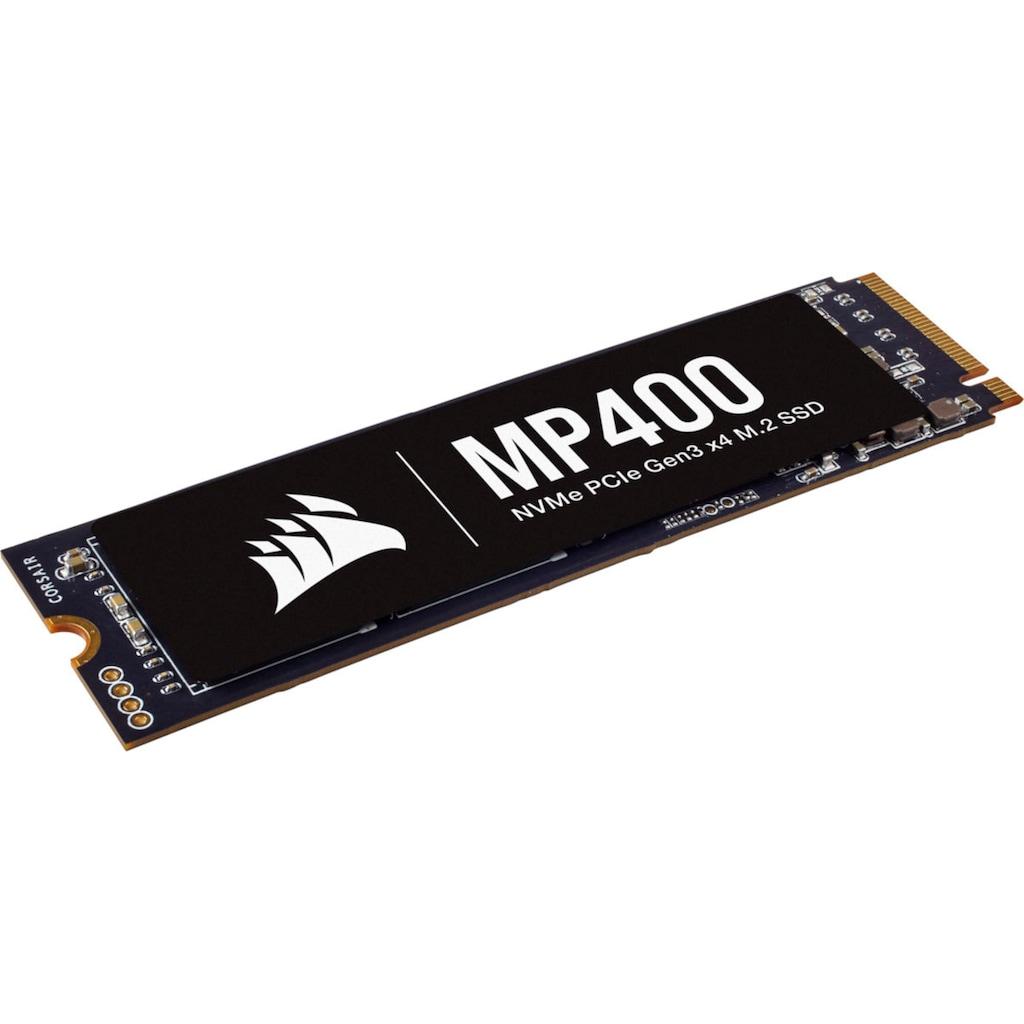 Corsair interne SSD »MP400 4TB NVMe PCIe Gen3 x4 M.2 SSD«