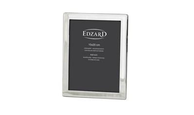 EDZARD Bilderrahmen »Nardo«, versilbert und anlaufgeschützt, für 15x20 cm Foto -... kaufen