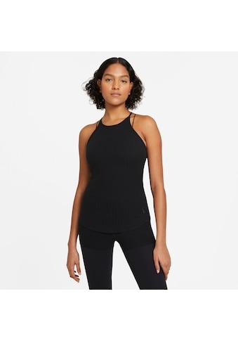 Nike Yogatop »Nike Yoga Tank Pointelle« kaufen