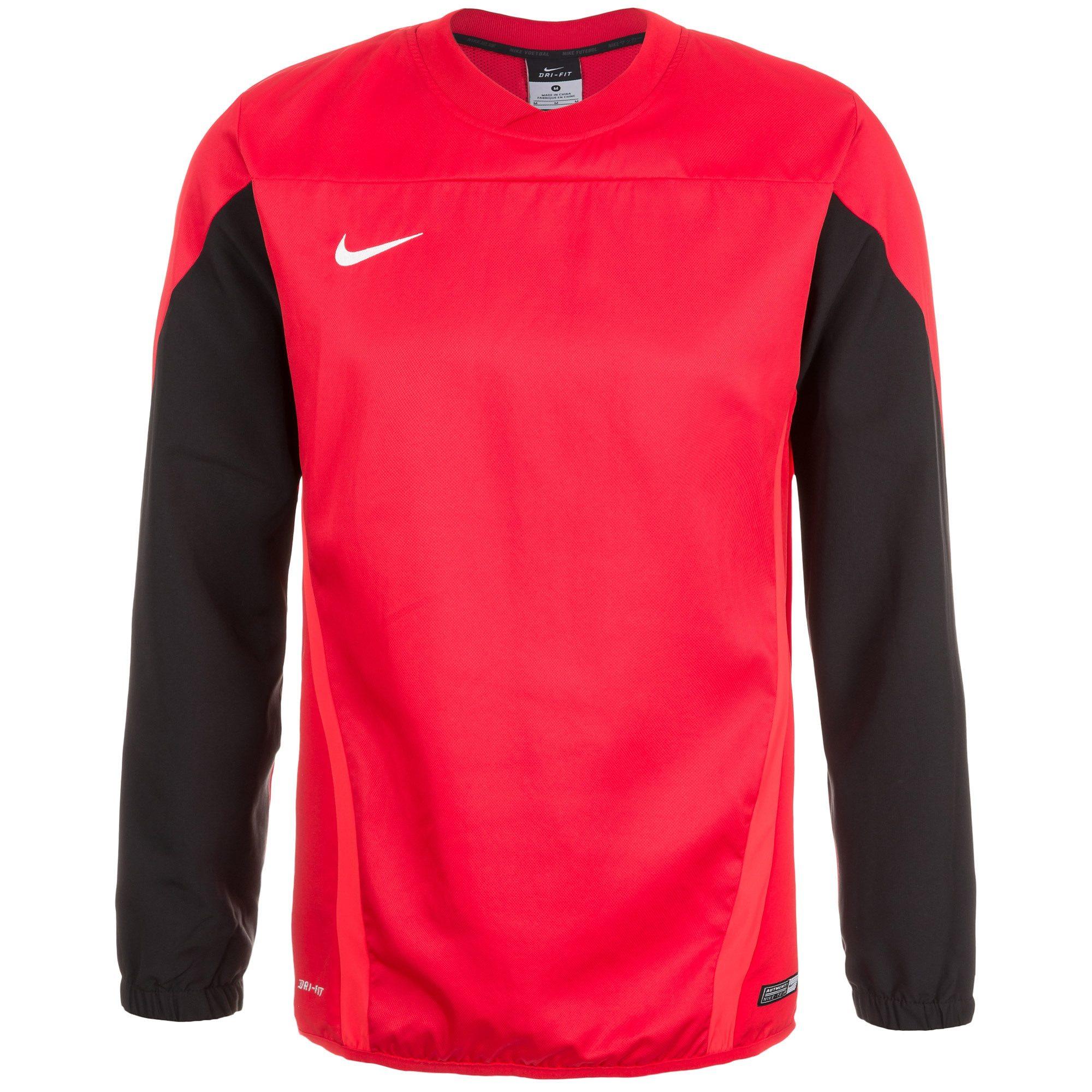 Nike Shell Trainingsshirt Herren | Sportbekleidung > Sportshirts | Rot | Ab - Polyester | Nike