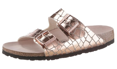 Birkenstock Pantolette »ARIZONA GATOR CLEAM« kaufen