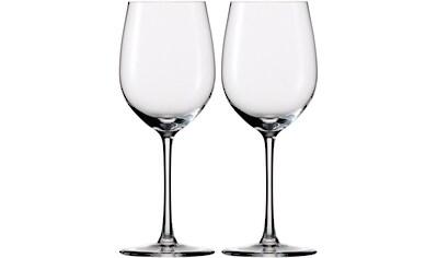 Eisch Weißweinglas »Jeunesse«, (Set, 2 tlg.), (Chardonnaygläser) bleifrei, 290 ml,... kaufen