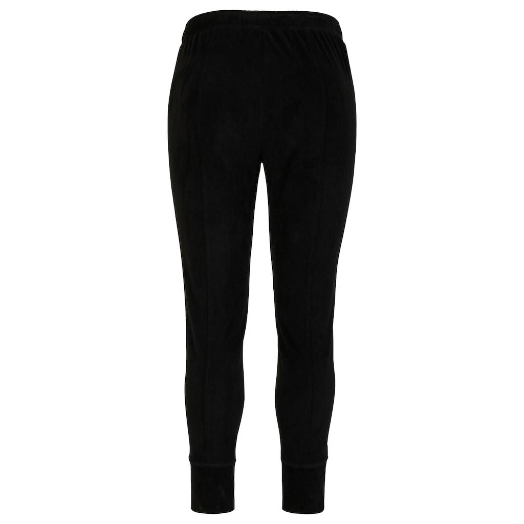 FRAPP Stretch-Hose, mit seitlichen Zippern