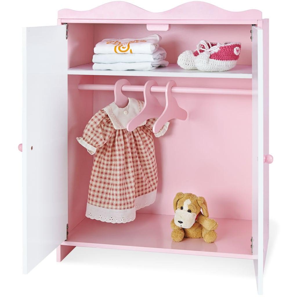 Pinolino® Puppenkleiderschrank »Jasmin«