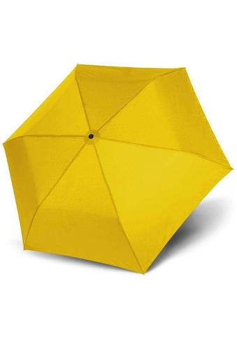 "doppler® Taschenregenschirm ""Zero Magic, uni shiny yellow"" kaufen"