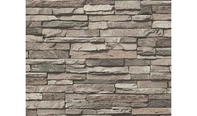 LIVINGWALLS Vliestapete »Best of Wood`n Stone«, in Natursteinoptik kaufen