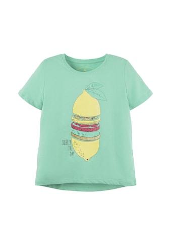 TOM TAILOR T - Shirt »T - Shirt im Tropik - Look« kaufen
