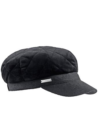 Seeberger Mütze in Stepp - Optik kaufen