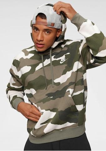 Nike Sportswear Kapuzensweatshirt »Nike Sportswear Club Men's Camo Pullover Hoodie« kaufen