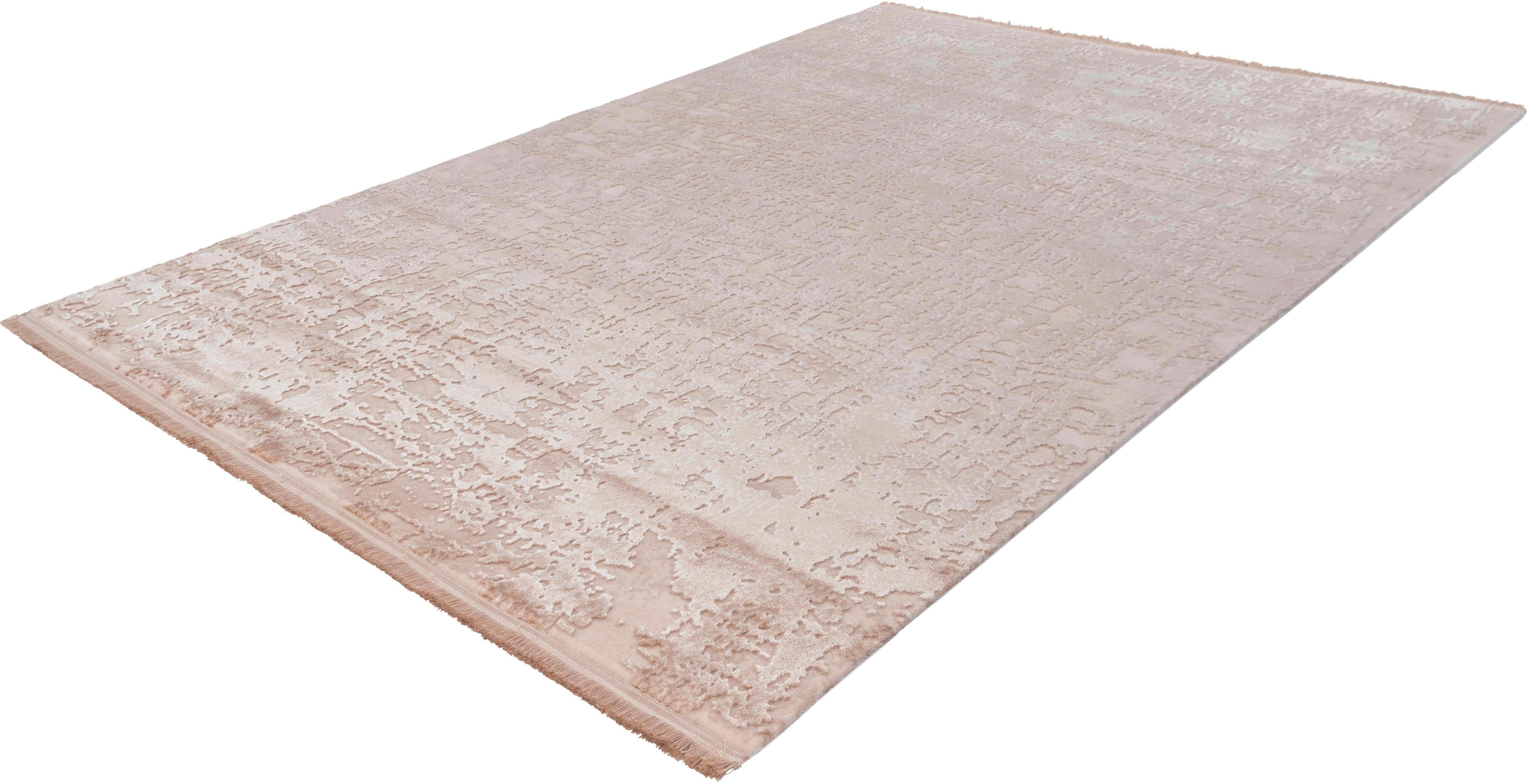 Teppich Arlos 804 calo-deluxe rechteckig Höhe 12 mm maschinell gewebt