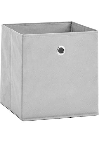 Zeller Present Aufbewahrungsbox, (Set, 2 St.), faltbar und schnell verstaut kaufen