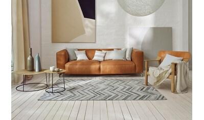 Esprit Teppich »Cabana«, rechteckig, 4 mm Höhe, In- und Outdoor geeignet kaufen