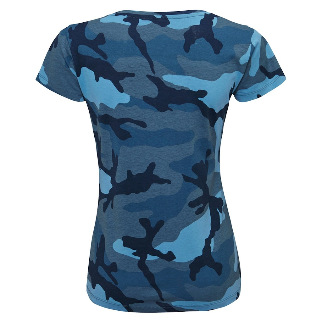 SOLS T-Shirt »Damen mit Tarnmuster, Kurzarm«