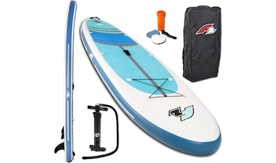 F2 Inflatable SUP - Board »Cross 10,5«, (Set, 4 - tlg.) kaufen