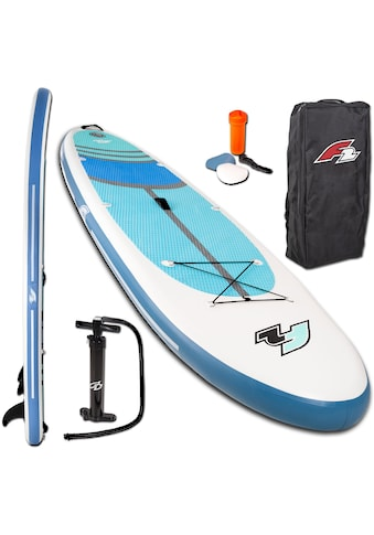 F2 Inflatable SUP-Board »F2 Cross 10,5«, (Set, 4 tlg.), ohne Paddel kaufen