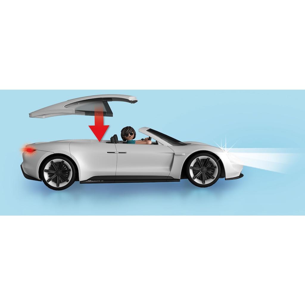 Playmobil® Konstruktions-Spielset »Porsche Mission E (70765), Porsche«, (22 St.), Made in Germany