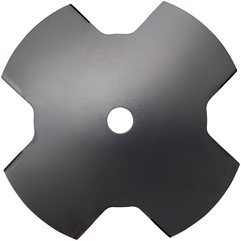 GARDENA Motorsensenmesser BBO009, 00057-76, 4 St., für Trimmer, Ø 200 mm schwarz Motorsensen Gartengeräte Garten Balkon