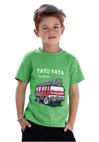 KIDSWORLD T - Shirt »PLATZ DA« kaufen