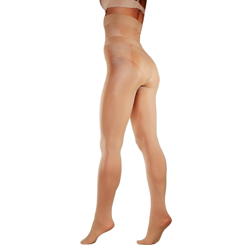 disée Feinstrumpfhose »Bodyshaper«, 40 DEN, (2 St.), mit extrahohem Bund