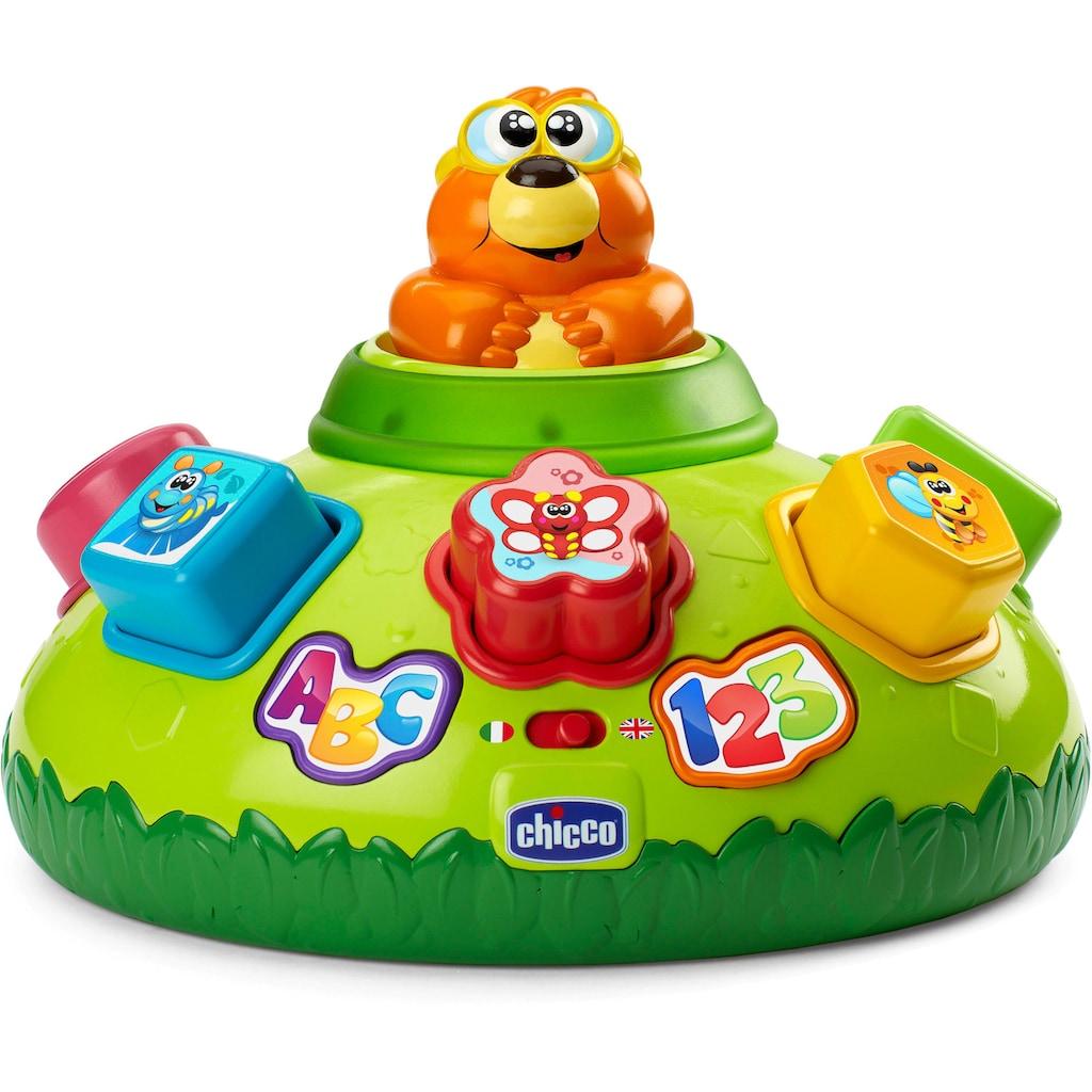 Chicco Steckspielzeug »Sam der Maulwurf Formensortierer«
