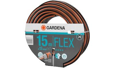 """GARDENA Gartenschlauch »Comfort FLEX, 18031 - 20«, 13 mm (1/2""""), 15 Meter kaufen"""