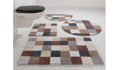 Badematte »Kira«, Home affaire, Höhe 12 mm kaufen