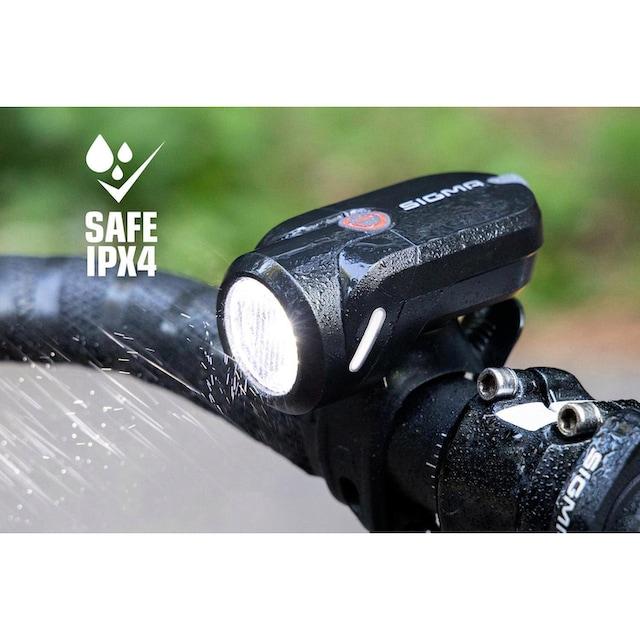 SIGMA SPORT Fahrradbeleuchtung »AURA 35 USB Frontleuchte« (2-tlg.)