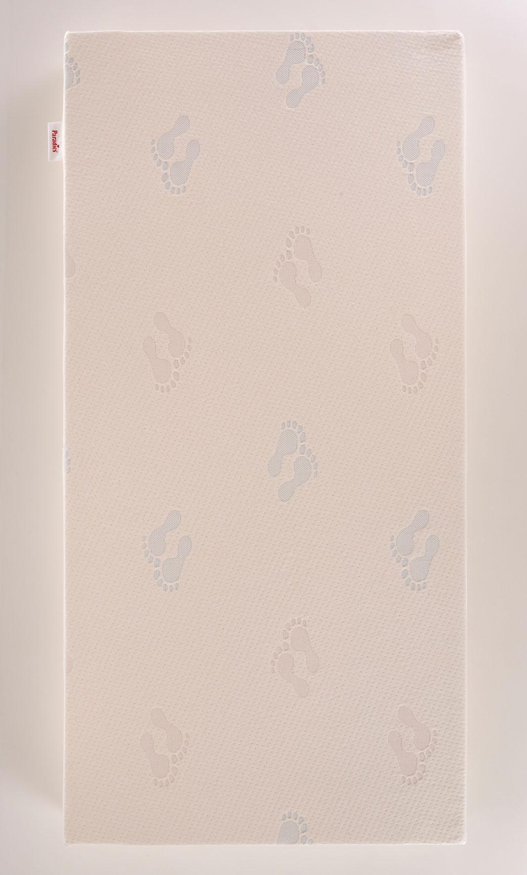 Kindermatratze »Bio-Lina«, Paradies, 8 cm hoch | Kinderzimmer > Textilien für Kinder > Kinderbettwäsche | PARADIES