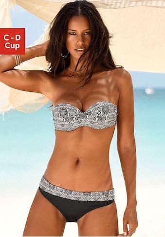 LASCANA Bügel - Bandeau - Bikini - Top »Giselle« kaufen