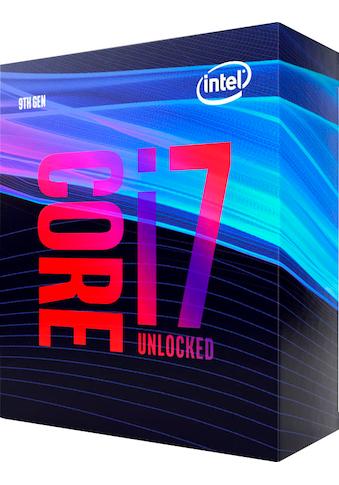 Intel® »Core i7 - 9700K« Prozessor kaufen