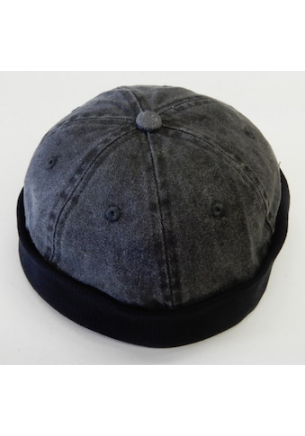 Chaplino Snapback Cap, im Used-Look kaufen