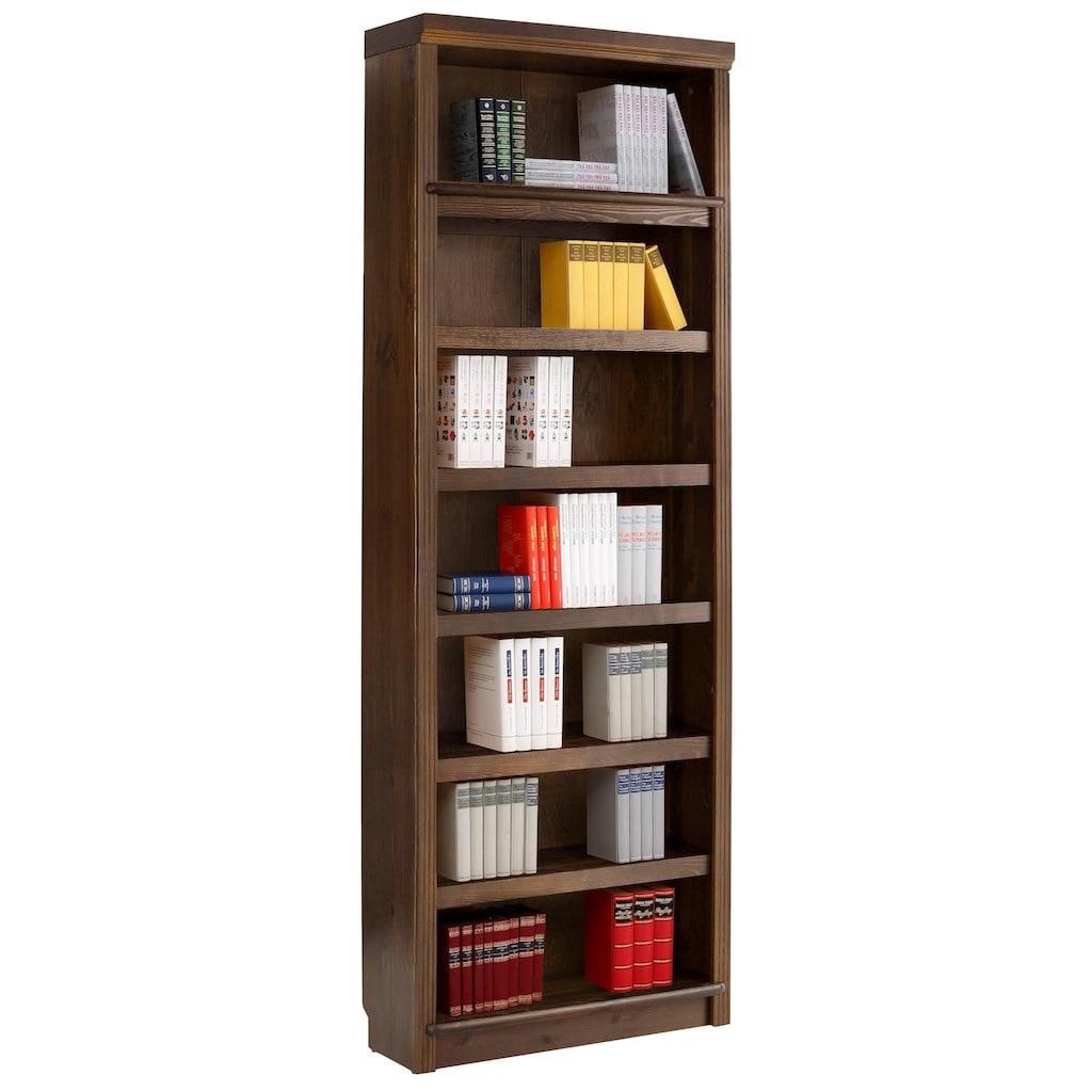 Home affaire Bücherregal »Soeren«, in 2 Höhen und 2 Tiefen