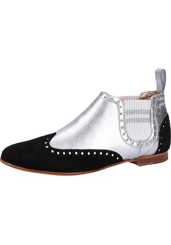 Melvin & Hamilton Stiefelette »Leder/Textil« kaufen