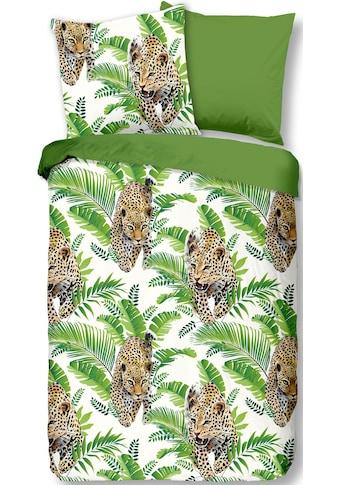 Wendebettwäsche »Jungle«, good morning kaufen