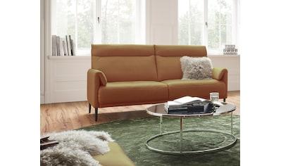 Places of Style 3,5-Sitzer »Jenrik«, wahlweise mit motorischem Gesamtsitzauszug, Federken kaufen