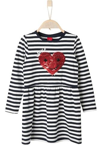 s.Oliver Junior Jerseykleid kaufen