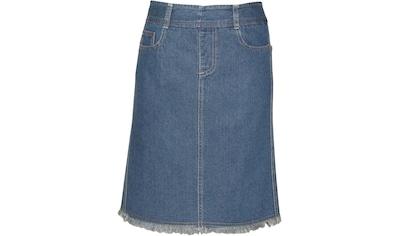 stuco Kochschürze »Denim«, (1 tlg.), in Jeans-Optik kaufen