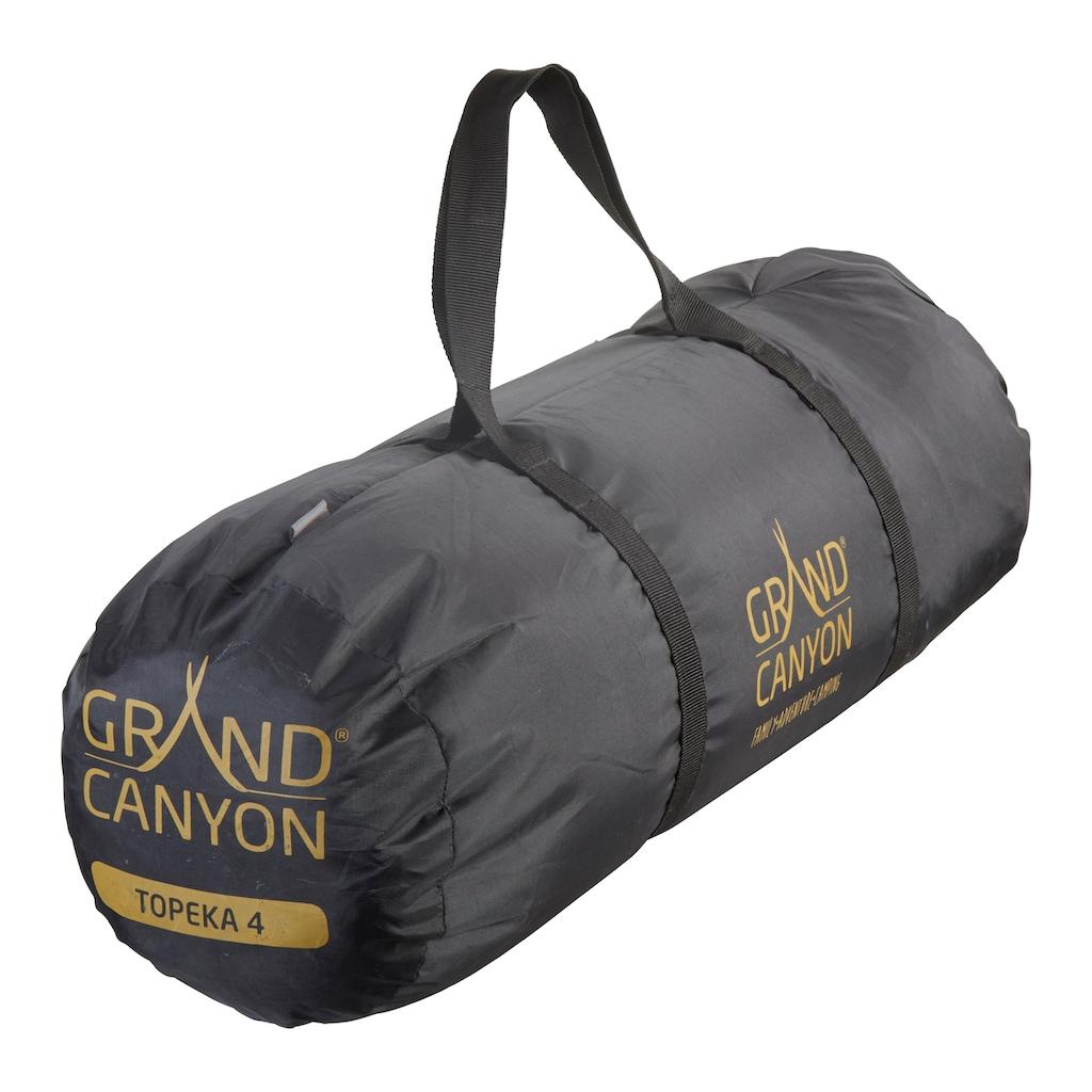 GRAND CANYON Kuppelzelt »TOPEKA 4«, 4 Personen