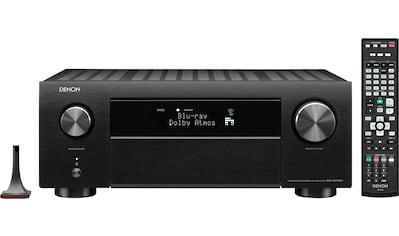 Denon »AVCX4700  - 9 - Kanal« 9 AV - Receiver (LAN (Ethernet), WLAN, Bluetooth) kaufen