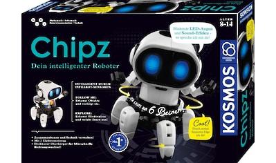 """Kosmos Experimentierkasten """"Chipz  -  Dein intelligenter Roboter"""" kaufen"""