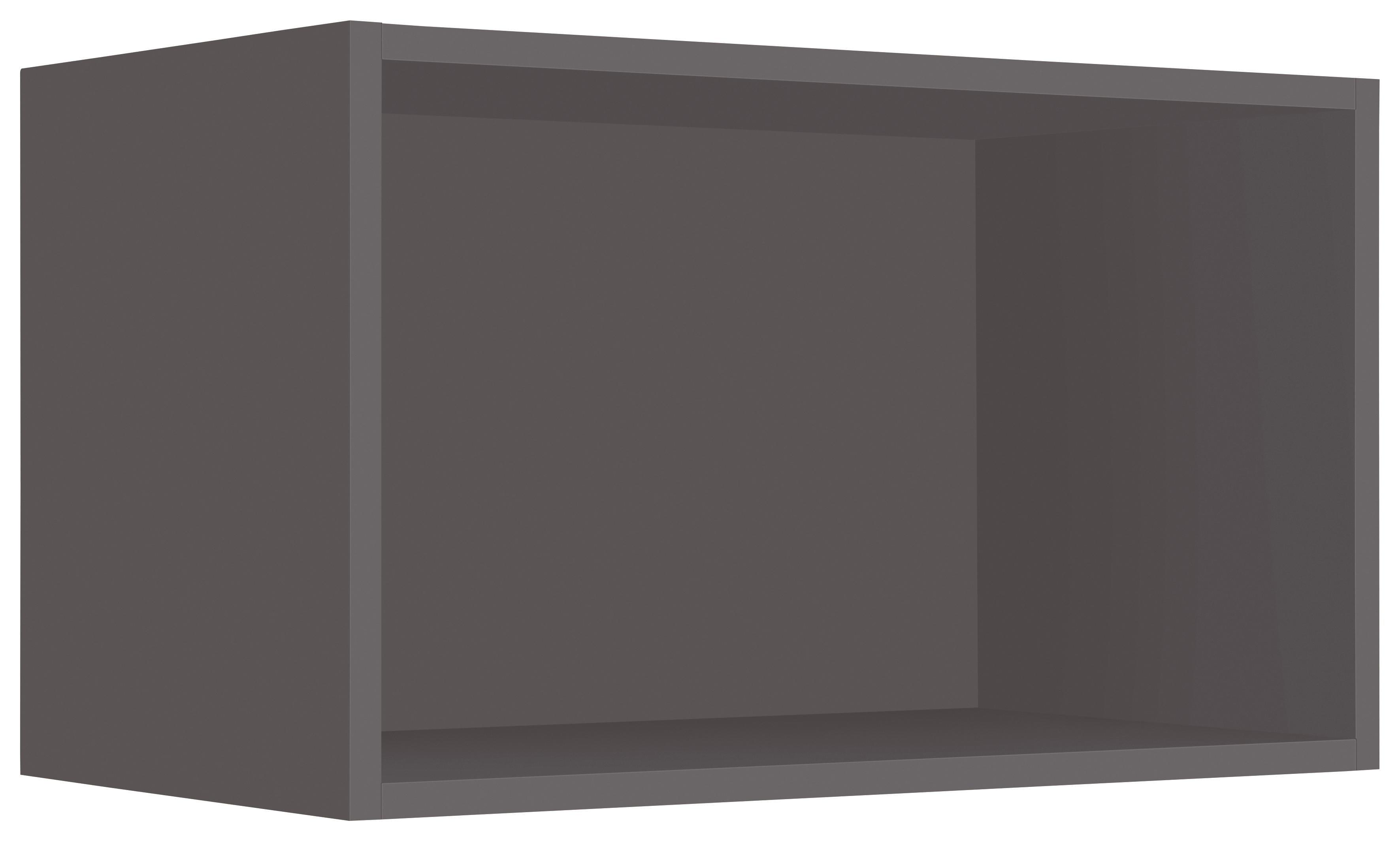 WIHO-Küchen Hängeregal Flexi2 Breite 60 cm   Küche und Esszimmer > Küchenregale > Küchen-Standregale   Grau   Melamin   Wiho Küchen