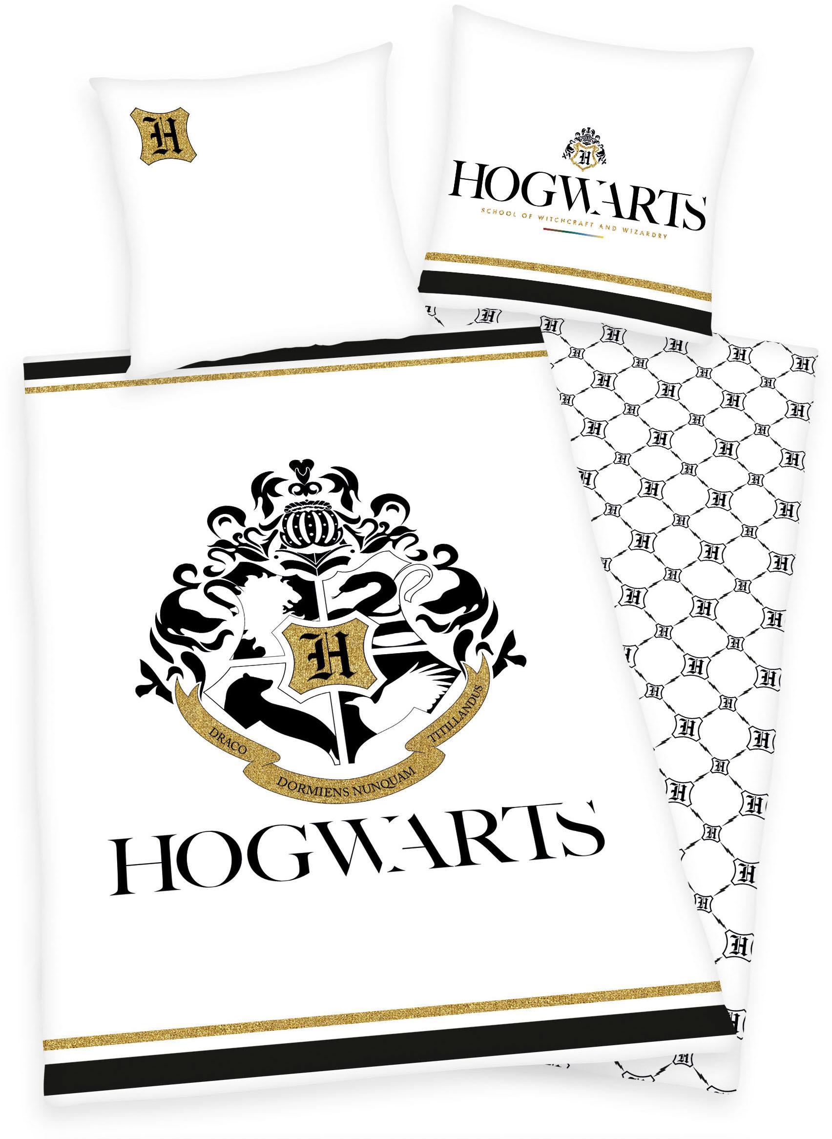 Wendebettwäsche Hogwarts