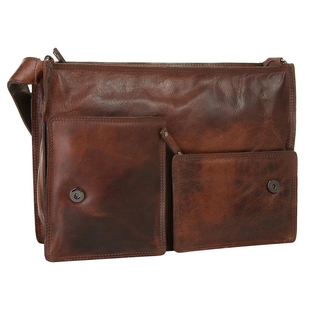 Harold's Laptoptasche »SADDLE«, gepolstert