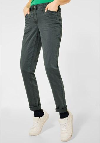 Cecil Röhrenhose, 5-Pockets Style kaufen
