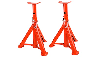 Brüder Mannesmann Werkzeuge Unterstellbock »006-T«, Tragkraft 2000 kg kaufen