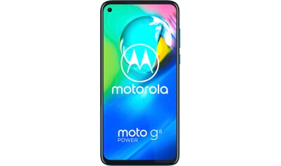 Motorola moto G8 Power Smartphone (16,25 cm / 6,4 Zoll, 64 GB, 16 MP Kamera) kaufen