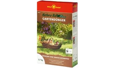 WOLF-Garten Universaldünger »NG 1,7 NATURA BIO«, 1,7 kg kaufen